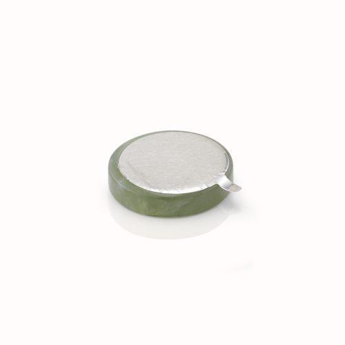 Öntapadós ragasztótartó lapka, Aluminium