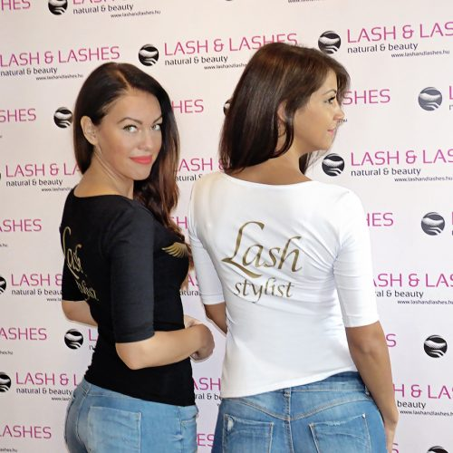 Eyelash T-shirt for Lash Stylists
