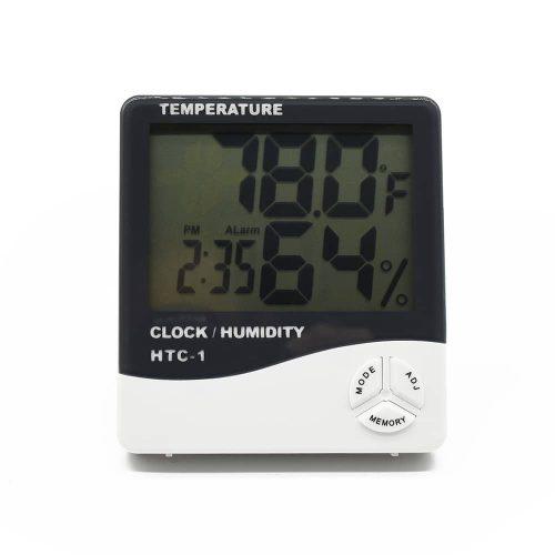 Wärme- und Feuchtigkeitsmesser