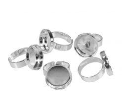 metal glue ring