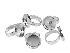 ragasztótartó fémgyűrű csomag