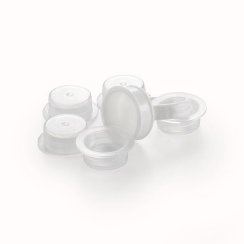 PLASTIC GLUE RING 5pc WITH REPLACEBLE PEN-TRAY