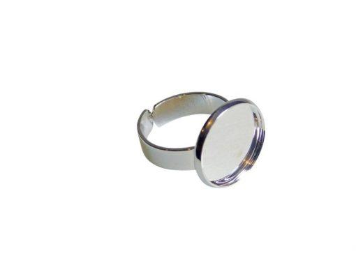 ragasztótartó fémgyűrű
