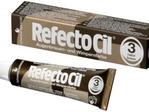 RefectoCil szempilla-és szemöldökfesték 3. BARNA