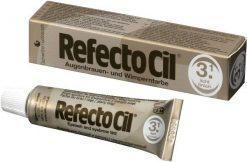 RefectoCil szempilla-és szemöldökfesték 3.1 Világos barna