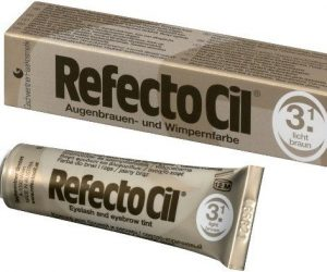 RefectoCil eyelash and eyebrow tint 3.1 Light brown