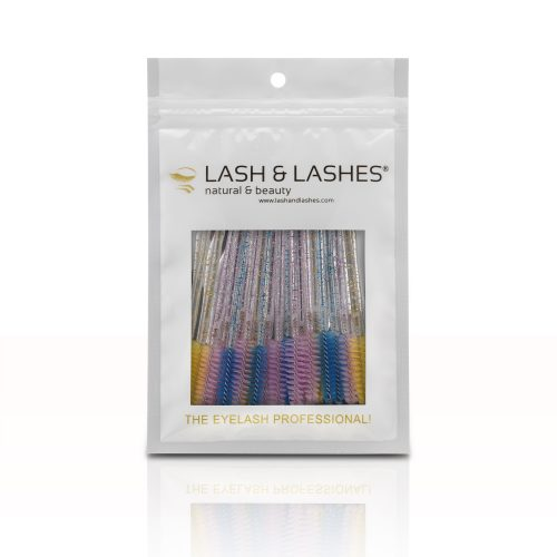 EYELASH BRUSH 20 pc/Pack