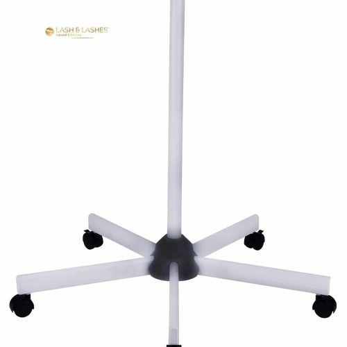 Rolling floor stand for cosmetic lamp L&LFS2