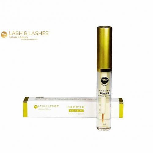 Eyelash Growth serum Nourishes natural lashes and stimulates their growth