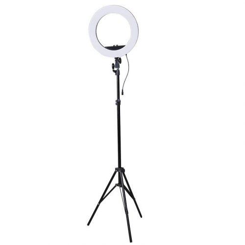 Professionelle kreisförmige Lampe für Wimpern Designer mit Led 45 cm