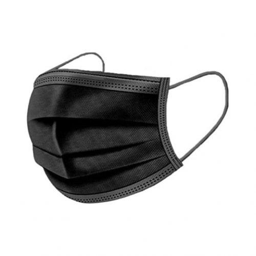 3 rétegű légzésvédő maszk (10db/csomag)