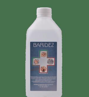Baridez  felület fertőtlenítőszer 1000ml. (utántöltő)
